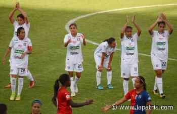 12 equipos jugarán la Liga Femenina; no está el Once Caldas - La Patria.com