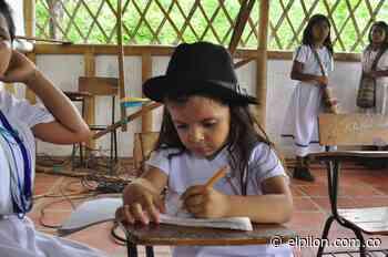En Ikarwa la educación se soporta sobre viejas guaduas - ElPilón.com.co