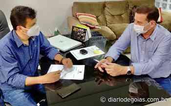 Anicuns recebe motoniveladora para atender demandas agrícolas e de infraestrutura - Diário de Goiás