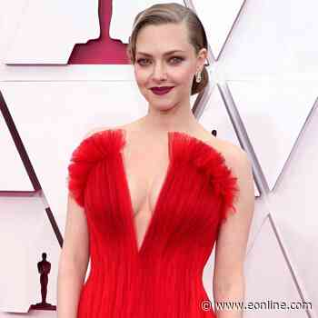 Amanda Seyfried Reveals How Motherhood Changed Her Approach to Acting - E! NEWS