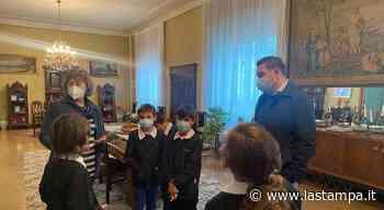 Il sindaco Canelli ospite al Sacro Cuore di Novara per la giornata mondiale dell'ambiente - La Stampa