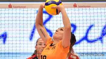 Volleyball: Gryka wechselt von Straubing zum Rivalen Vilsbiburg - BR24
