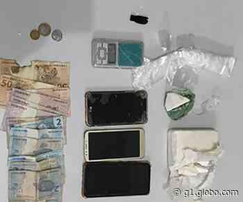 Polícia prende dois homens em Piripiri; um suspeito de dois homicídios - G1
