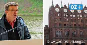 Stralsund: Arbeitskampf in Corona-Zeiten erfordert Phantasie - Ostsee Zeitung