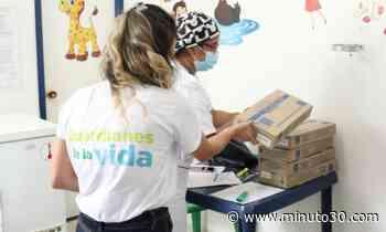 Llegaron 1.136 dosis de vacuna contra el covid-19 a Puerto Berrío - Minuto30.com