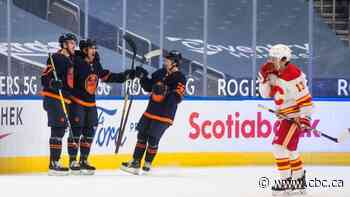 McDavid has another multi-point night as Oilers beat Flames