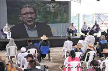 """""""A la sociedad de Caldono quiero pedirle perdón"""": Pablo Catatumbo - El Espectador"""