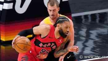 Bogdanovic scores 34 as Jazz rally to beat Raptors