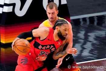Bogdanovic scores 34 as Jazz rally to beat Raptors 106-102