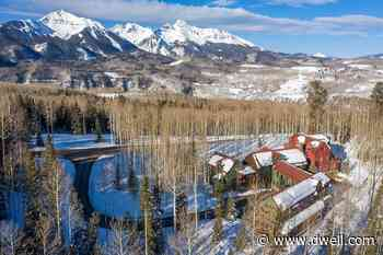 Jerry Seinfeld's 27-Acre Ski Retreat Lists for $15M in Telluride, Colorado - Dwell