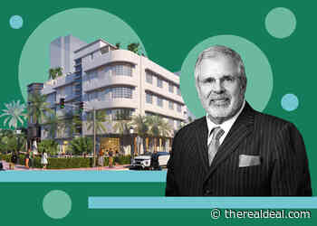 Russell Galbut wants to turn South Beach hotel and adjacent building into offices and restaurants - The Real Deal