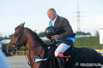 Danny van Es wint Small Grand Prix in Dilbeek - equnews.be