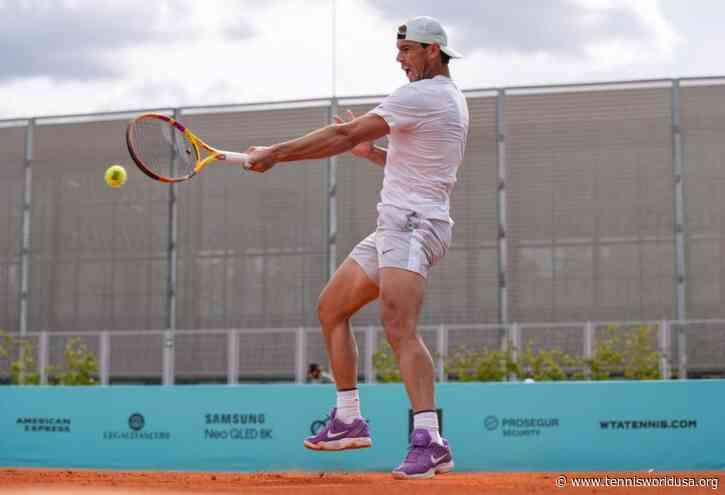 'It is a tremendous achievement that Rafael Nadal...', says ATP star