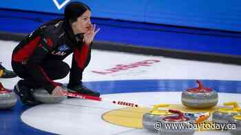 Canada's Einarson falls to Switzerland and Russia at women's curling worlds