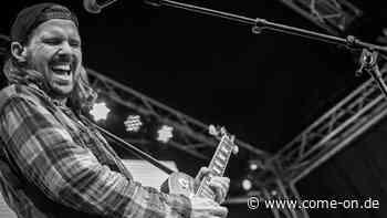 """Gitarrist Alexander Schmitz aus Nachrodt fehlt """"die Mucke"""" - come-on.de"""