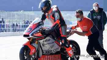 Simone Corsi out a Doha: al suo posto sulla Mv Agusta c'è Tommaso Marcon - La Gazzetta dello Sport