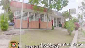 Prisão Homem, suspeito de estuprar menina de 6 anos, é preso em Iguape 15/04/2021 - Adilson Cabral