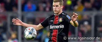 Sven Bender zurück im Training von Bayer Leverkusen - LigaInsider