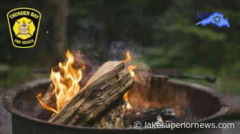 May 1, outdoor burning hours Thunder Bay - Lake Superior News