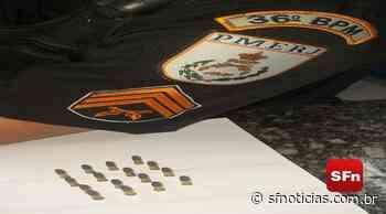Homem é preso ao tentar vender munições em Cambuci - SF Notícias