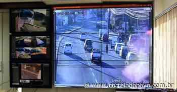 Mais cinco áreas de Passo Fundo recebem câmeras de videomonitoramento - Jornal Correio do Povo