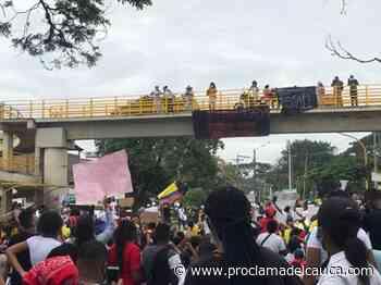 En Puerto Tejada se mantienen las vías bloqueadas – Proclama del Cauca - Proclama del Cauca