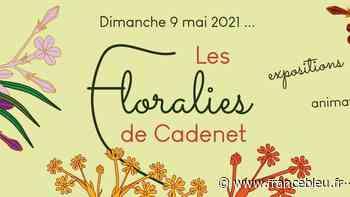 Les Binettes Agiles organise l'édition 2021 des Floralies de Cadenet - France Bleu