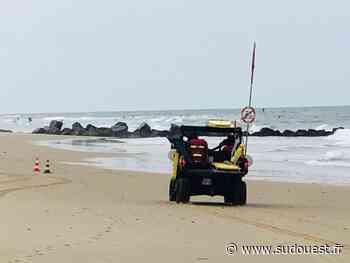 Littoral médocain : la surveillance sur les plages à Lacanau et Montalivet démarre - Sud Ouest