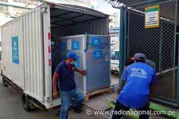 La Libertad: Hospital I Chepén recibe planta de oxígeno - Radio Nacional del Perú