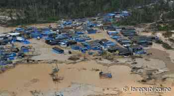 Puno: encuentran 7 maquinas de minería ilegal en río Tambopata - LaRepública.pe