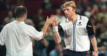 Ein Tick verriet Boris Beckers Aufschlag - Andre Agassi lüftet Geheimnis - WEB.DE News