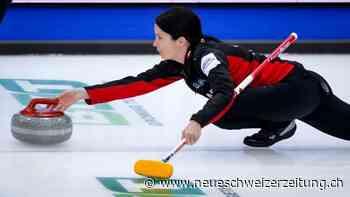 Die Kanadierin Aynarson fällt in der Welt des Curling für Frauen nach Terenzone in der Schweiz - Neue Schweizer Zeitung