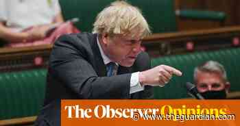 Why sleaze investigations are becoming more menacing for Boris Johnson - The Guardian