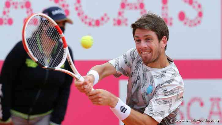 Cameron Norrie reflects on beating Marin Cilic in Estoril semifinal