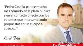 Gallo correlón, por Raúl Tola - LaRepública.pe