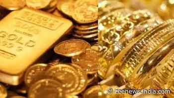 Gold Price Today, 2 May 2021: Gold being sold at discount in India as COVID-19 pandemic stalls demand