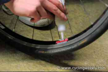 Is the tubeless system flawed for narrower tyres?
