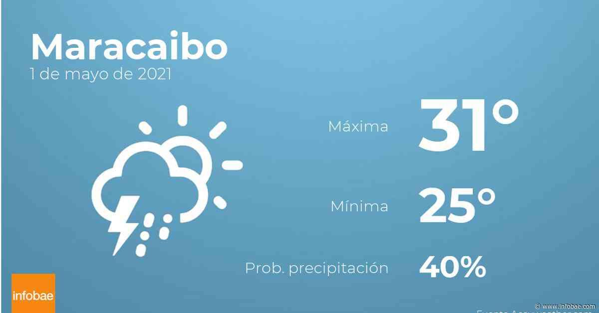 Previsión meteorológica: El tiempo hoy en Maracaibo, 1 de mayo - Infobae.com
