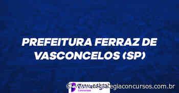 Publicada estatística de inscritos do concurso Ferraz de Vasconcelos - Estratégia Concursos