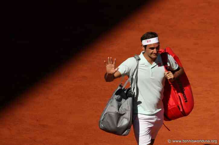 'Roger Federer wasn't expected to play Madrid Open,' says tournament director