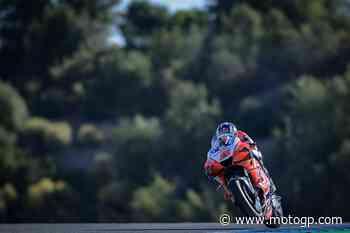 Zarco firma il Warm Up di Jerez