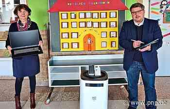 Internet, Laptops und Luftfilter für die Grundschule - Passauer Neue Presse