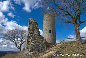 Westerwald-Tipps: Burgruine Hartenfels (Schmanddippe) bei Selters - WW-Kurier - Internetzeitung für den Westerwaldkreis
