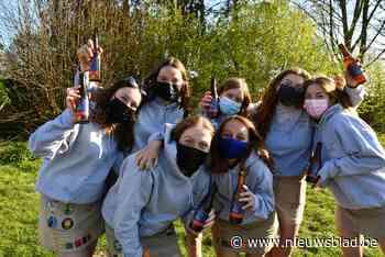 Aspi's leveren Chimal aan huis