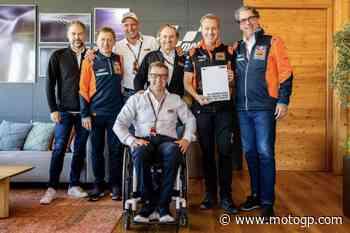 Tech3 firma un accordo quinquennale con KTM