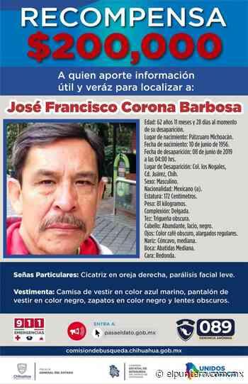 Interviene Comisión de Búsqueda en caso de hombre desaparecido en San Buenaventura - El puntero