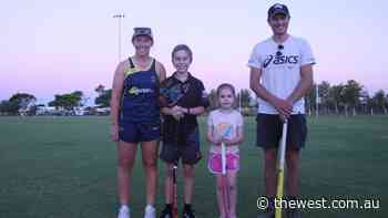 Hockey champions offer tips to Karratha locals - The West Australian
