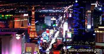 Las Vegas looking to bounce back after pandemic devastated economy - CBS News