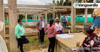 Obras de hospital de Mogotes a la espera - Vanguardia