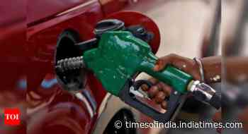 India's fuel sales drop in April on Covid wave